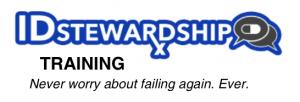 IDStewardship Training